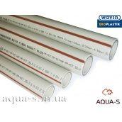 Труба Wavin EkoPlastik Basalt Plus DN 50 для опалення