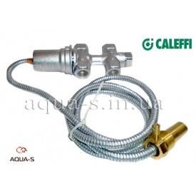 Температурный клапан безопасности Caleffi 544 с автоматической подпиткой