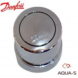Термостатическая головка Danfoss X-tra Collection хром (RAX 6170) 013G6170