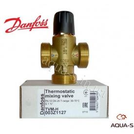 Клапан смесительный термостатический регулируемый Danfoss TVM-H 25 (003Z1127)
