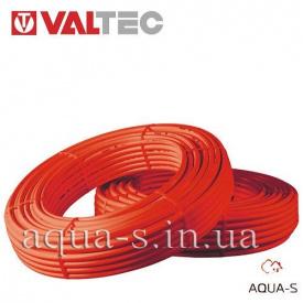 Труба для теплого пола Valtec PEX-EVOH 16x2 мм из сшитого полиэтилен с кислородным барьером бухта 200 м