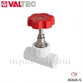Вентиль полипропиленовый 20 мм Valtec