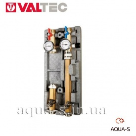 """Насосна група Valtec Varimix для систем опалення 1 1/4"""" з байпасом без змішувального клапана"""