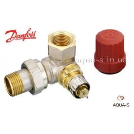 Кран для радиаторов Danfoss угловой RA-N 15 правый 013G0233