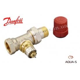 Термостатический клапан Danfoss прямой RA-N 20 013G0016
