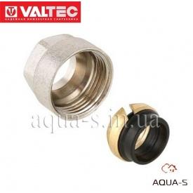 """Фитинг коллекторный для медной трубы Valtec 15 1,0 мм 3/4"""" VT.4430.NE"""