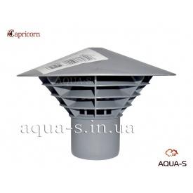 Грибок вентиляционный Capricorn Univent для вытяжных систем 50 мм полипропилен