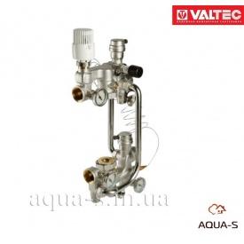 Насосно-змішувальний вузол для теплої підлоги Valtec 180 мм COMBI VT COMBI0