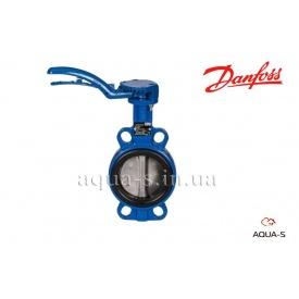 Заслінка поворотна DANFOSS VFY-WH Ду 32/40 нержавіючий диск 316 065B7351
