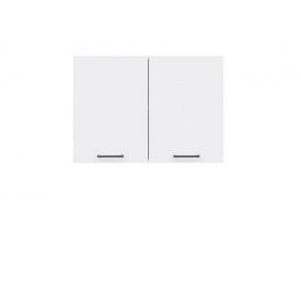 Верхний шкаф BRW Junona Line G2D/80/57 Белый глянец