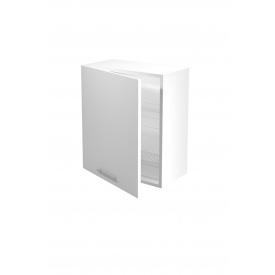 Верхний шкаф с сушилками для посуды Halmar Vento GC-60/72 Дуб медовый