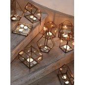 Підвісний свічник у стилі LOFT (Lamp-08)