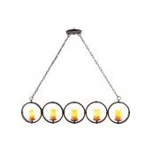 Навісний свічник у стилі LOFT (Lamp-40)