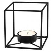 Настільний свічник у стилі LOFT (Lamp-25)