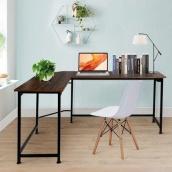 Письмовий стіл в стилі LOFT (Office Table-128)