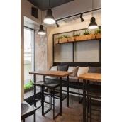 Барний стіл в стилі LOFT (Bar Table-20)