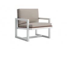 Лаунж кресло в стиле LOFT (Armchair-07)