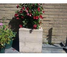 Підставка-клумба для квітів у стилі LOFT (Support for Flowers - 17)