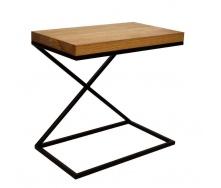 Приставний столик у стилі LOFT (Table - 957)