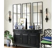 Комплект дзеркал в стилі LOFT (Mirror-05)