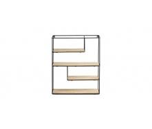 Навісна полиця в стилі LOFT (Wall Shelf-07)