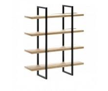 Настінна полиця в стилі LOFT (Wall Shelf-11)