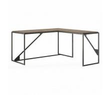 Письмовий стіл в стилі LOFT (Office Table-004)