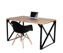 Письмовий стіл в стилі LOFT (Office Table-043)