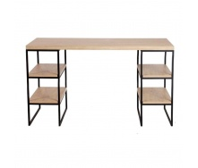 Письмовий стіл в стилі LOFT (Office Table-037)