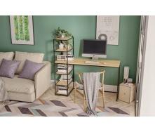 Письмовий стіл в стилі LOFT (Office Table-046)