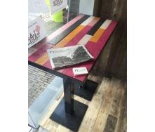 Барний стіл в стилі LOFT (Bar Table-04)