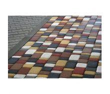 Тротуарна плитка ЕКО вібропресована Старе Місто 4 см