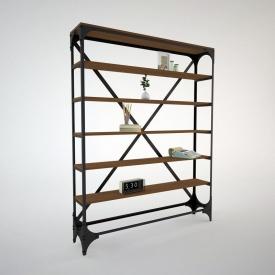 Стеллаж для хранения в стиле LOFT (Rack - 191)