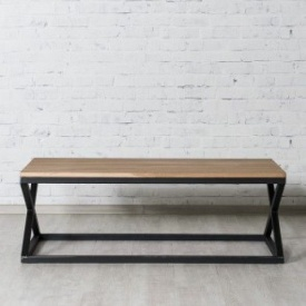 Журнальный столик в стиле LOFT (Table - 553)