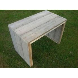 Садовый столик в стиле LOFT (Garden Table - 07)