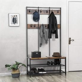 Вешалка для одежды в стиле LOFT (Hanger - 67)