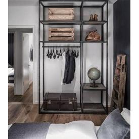 Стійка-вішалка для одягу в стилі LOFT (Hanger - 74)