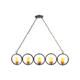 Навесной подсвечник в стиле LOFT (Lamp-40)
