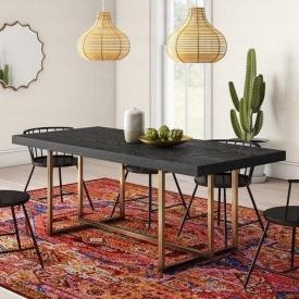 Обеденный стол в стиле LOFT (Table - 292)