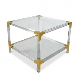 Журнальный столик в стиле LOFT (Table - 481)