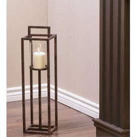 Напольный подсвечник в стиле LOFT (Lamp-19)
