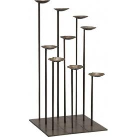 Напольный подсвечник в стиле LOFT (Lamp - 26)