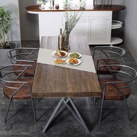 Обеденный стол в стиле LOFT (Table - 239)