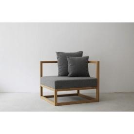 Лаунж кресло в стиле LOFT (Armchair-76)