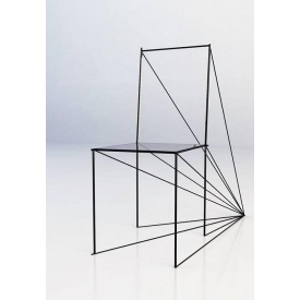 Прикроватный столик armchair в стиле LOFT (Table - 335)