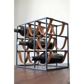 Стеллаж для вина в стиле LOFT (Rack - 041)