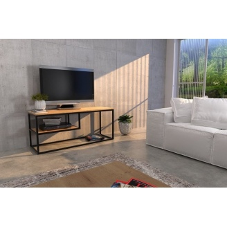 Тумба-подставка для TV в стиле LOFT (Stand-024)
