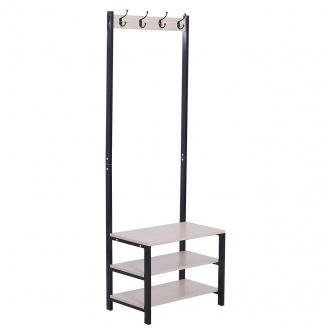 Стійка для одягу в стилі LOFT (Hanger - 15)