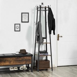 Вішалка для одягу в стилі LOFT (Hanger - 17)
