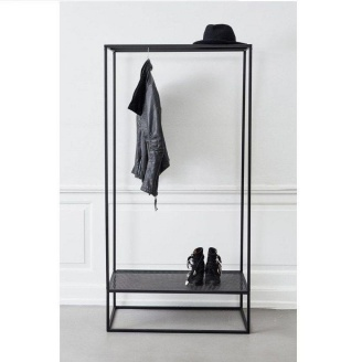 Стійка-вішак для одягу в стилі LOFT (Hanger - 13)